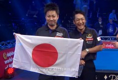 World Cup of Pool'15:日本戦動画まとめ
