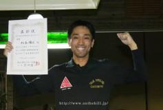 第11回富山新聞社杯富山県OP:杉本優太優勝!