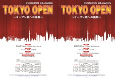 第22回 3C東京オープン【USTREAM】