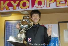 第22回 3C東京オープン:KIM Hyung Kon 初優勝!