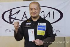2016 グランプリイースト第1戦東北予選:代表は大井仁!