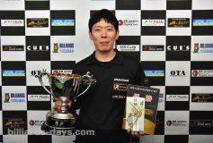 2016 グランプリイースト第2戦:西嶋大策優勝!