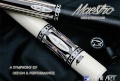"NEWART:Predator & MIKI コラボ限定モデル ""Maestro"" 入荷!"