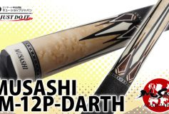 CUE-SHOP.JP:ADAM MUSASHI DARTH、入荷!