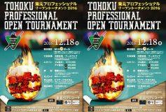 2016 東北プロフェッショナルオープン:要項