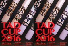TAD CUP 2016:【満員御礼】