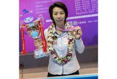 2016 女子9ボール世界選手権:韓雨、二度目の世界制覇!河原準優勝!