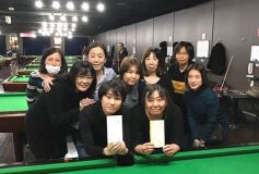 Pointサンビリ荻窪西口店・12月梶谷景美練習会結果