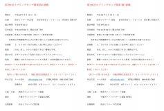 第28回 スプリングカップ関東BC級:要項