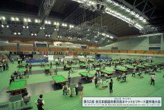 第53回 全日本都道府県対抗:ブロック表!