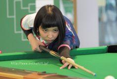 2017 グランプリイースト第4戦:北海道代表は平口結貴!