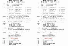 2017 東海グランプリ:開催要項