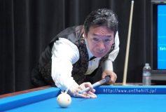 第16回 全日本シニア3C選手権:肥田明、連覇!