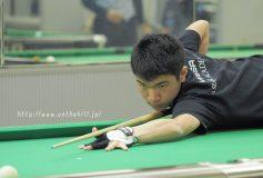 IBSF U16 Snooker Championships:神箸渓心、9位タイ