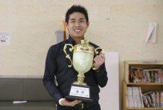 2017 グランプリウェスト第6戦:飯間智也優勝!