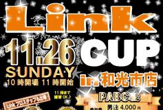Link CUP in 和光市(26日)
