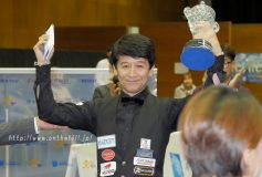 2017 World Legend 3C:新井達雄、優勝!