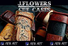 NEWART:贅沢の極み J FLOWERS キューケース各種!