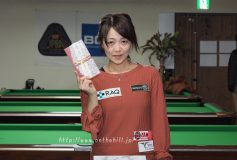 2018 全日本女子プロツアー第1戦:夕川景子、4年半ぶりの公式戦優勝!