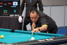 2018 World Pool Masters:F・ブスタマンテの出場決定!
