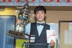 第24回 3C東京オープン:KIM Hyung Kon、二年ぶり2勝目!!【USTREAM】