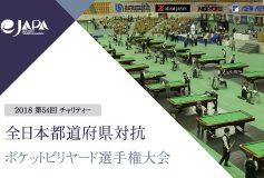 第54回 全日本都道府県対抗:出場48チーム確定!