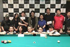 BAGUS 新宿:第2回 プールホールチャンピオンシップ結果