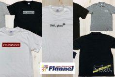 SHOP FLANNEL:Tシャツ&ポロシャツ、新作発売!