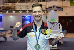 2018 男子9ボール世界選手権:ヨシュア・フィラー、21歳の新チャンピオン誕生!