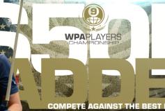 WPA Players Championship:大井&栗林、17位タイで終了