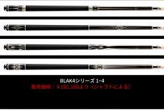"CENTRAL:プレデター""BLAK4""シリーズ、入荷!"