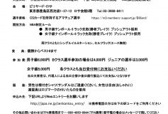 2019 全関東ビリヤード選手権(男子級、女子級):要項