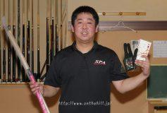 第2回 東日本静岡10ボール:喜島安広優勝!