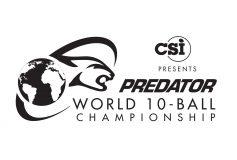 2019 Predator World 10ball Championship:22日スタート!【トーナメント表】