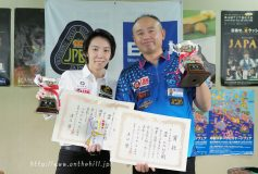 2019 東海グランプリ:男子は北谷好宏が16年ぶり2勝目!女子は河原千尋が6年ぶり4勝目!
