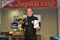 第30回 3Cジャパンカップ:ダニエル・サンチェス優勝!