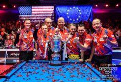 2019 モスコーニカップ:アメリカ、二連覇達成!