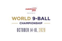 今年の男子9ボール世界選手権はMatchroomsportがプロモート!10月開催確定!