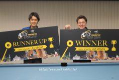 2020 Predator World 10ball Championship 日本予選:羅立文と土方隼斗が権利獲得!