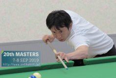 第21回 JAPAマスターズ東京予選:結果