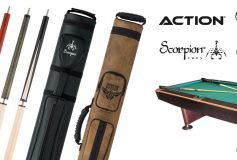 CENTRAL:Action・Elite・Scorpionキュー、入荷!