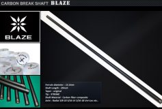 "KeithAndy:カーボンブレイクシャフト""BLAZE""発売開始!"