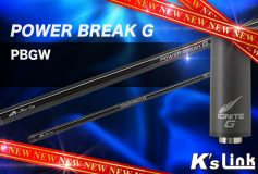 K's Link:新商品「POWER BREAK G」、入荷!!
