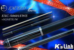 K's Link:「EXC-S0601EWE」+IGNITEシャフト、入荷!!