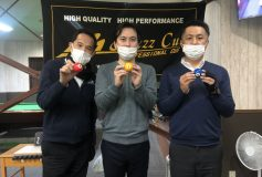 名古屋のビリヤード JIN:ウィークリー休止のお知らせ