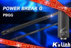 K's Link:MEZZ「POWER BREAK G」スポーツグリップ、再入荷!