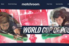World Cup of Pool:今年のチーム日本は大井&吉岡!