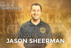 MEZZ:ジェイソン・シアーマンが「U.S. Amateur Championship」で優勝!