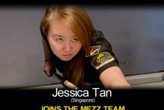 MEZZ:ジェシカ・タンがプロスタッフ入り!