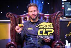 Predator Championship League Pool:初代チャンピオンはアルビン・オーシャン!